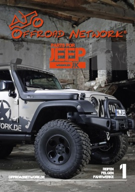 offroad network - jk fahrwerk